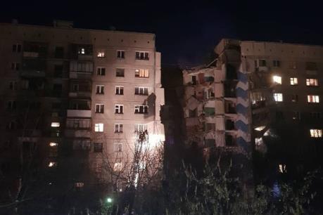 Thông tin mới nhất về nạn nhân vụ nổ làm sập chung cư ở Nga