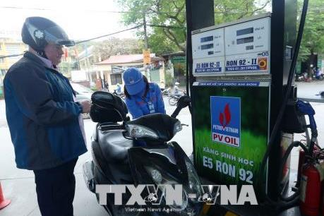Từ 15h hôm nay, vẫn giữ nguyên giá xăng dầu