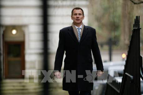 Ngoại trưởng Anh lạc quan về thỏa thuận Brexit được thông qua tại Quốc hội