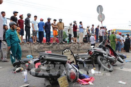 Vụ xe đầu kéo đâm loạt xe máy ở Long An: Thông tin mới nhất về nạn nhân