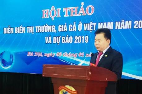 Nhận định diễn biến thị trường, giá cả Việt Nam năm 2019
