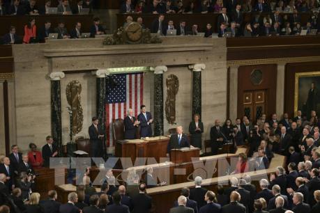 Mỹ thông qua dự luật chi tiêu quốc phòng lên tới 750 tỷ USD