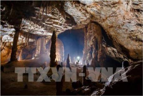 Sơn Đoòng xếp thứ 3 trong 5 điểm đến du lịch mơ ước nhất thế giới