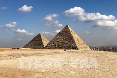 Ai Cập tổ chức loạt sự kiện công bố phát hiện khảo cổ mới