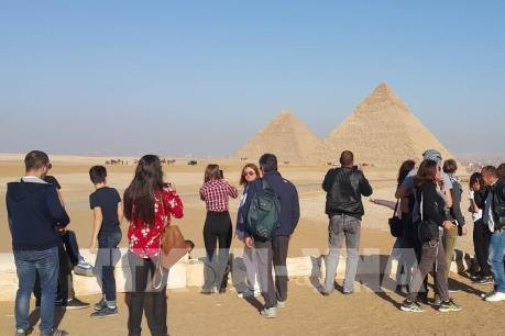 Du lịch Ai Cập trở lại bình thường sau vụ đánh bom khủng bố