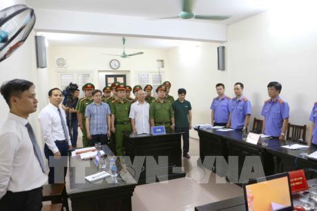 Truy tố các bị can liên quan đến sai phạm trong vụ Phan Văn Anh Vũ