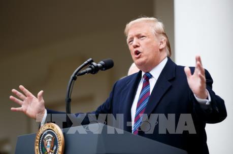 Tổng thống Mỹ tuyên bố không tham dự Diễn đàn Kinh tế Thế giới