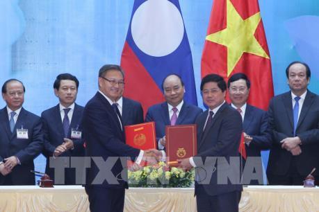 Kỳ họp lần thứ 41 Ủy ban liên Chính phủ Việt Nam – Lào