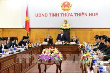 Thủ tướng chỉ đạo Thừa Thiên Huế chú trọng phát triển đô thị xanh