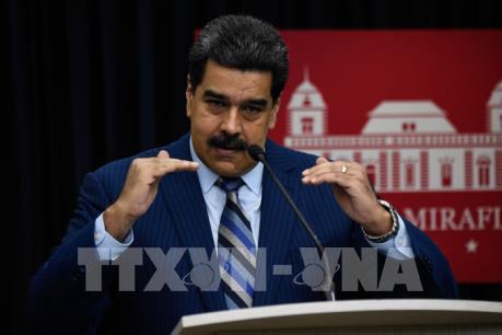 Tổng thống Venezuela bảo vệ tính hợp pháp của chính phủ nhiệm kỳ mới