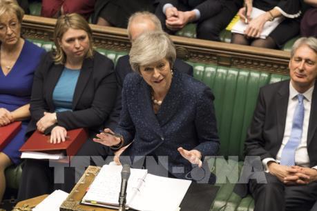 Thủ tướng Anh sẽ đề nghị Hạ viện bỏ phiếu thoả thuận Brexit
