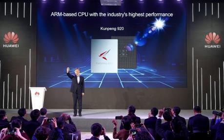 Huawei ra mắt CPU thế hệ mới đẳng cấp thế giới