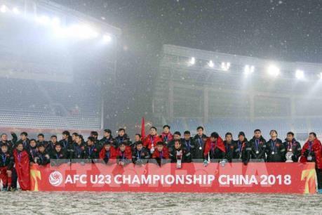 Kỷ lục 18 trận bất bại của Đội tuyển Việt Nam được FIFA công nhận
