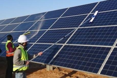 Kết quả hình ảnh cho Khởi công xây dựng Nhà máy điện Mặt trời Xuân Thọ 1, 2 - Phú Yên