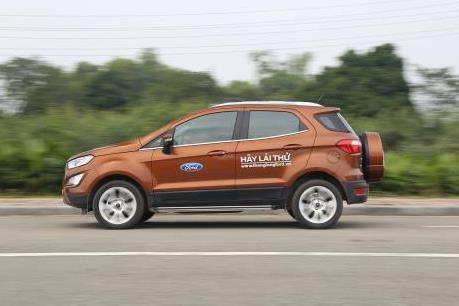 Bảng giá xe ô tô Ford tháng 7/2020, khuyến mãi đến 80 triệu đồng