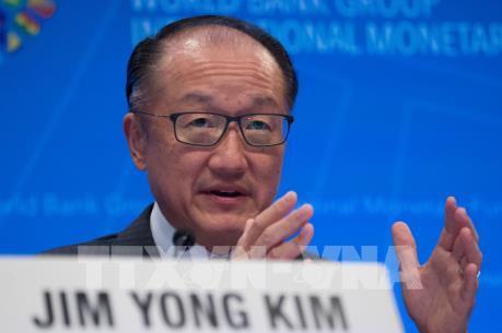 Ông Jim Yong Kim làm gì sau khi rời WB?