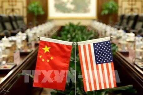 Đàm phán thương mại Trung - Mỹ kết thúc với dấu hiệu lạc quan
