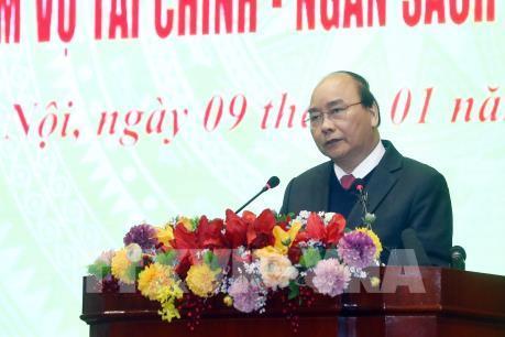Thủ tướng Nguyễn Xuân Phúc chỉ ra 4 tồn tại ngành tài chính