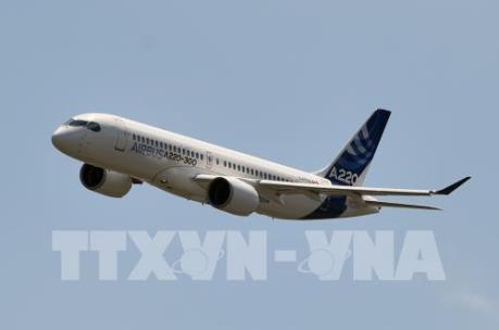 Airbus bàn giao 800 máy bay thương mại cho khách