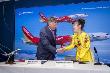 Vietjet Air sẽ tuyển dụng tiếp viên quy mô lớn trong tháng 1