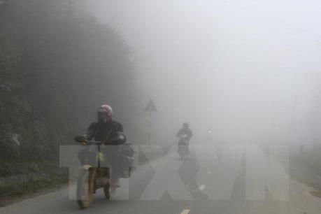 Dự báo thời tiết ngày 11/1: Bắc Bộ có mưa phùn và sương mù