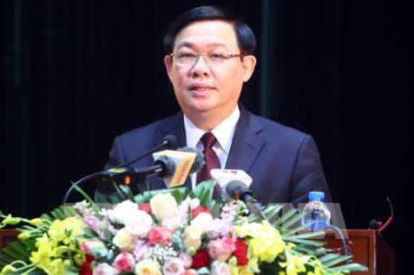 """Phó Thủ tướng Vương Đình Huệ: Khắc phục tình trạng """"tham nhũng vặt"""""""