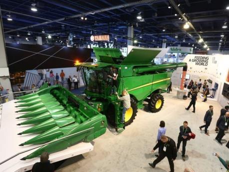 Ứng dụng công nghệ cao nông nghiệp thu hút sự chú ý tại CES 2019
