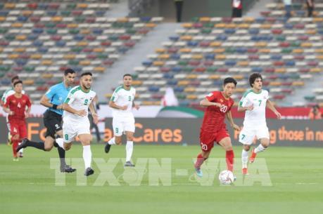 ASIAN CUP 2019: Đội tuyển Việt Nam trước trận gặp Iran