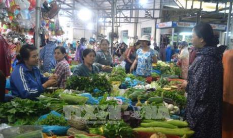 Nông sản ở Bạc Liêu tăng giá mạnh