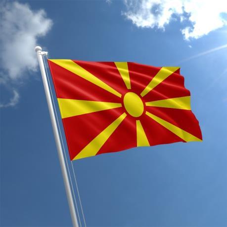 Thông qua dự luật đổi tên Macedonia