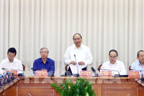 Thủ tướng: TP.Hồ Chí Minh phải sánh vai được với các thành phố châu Á