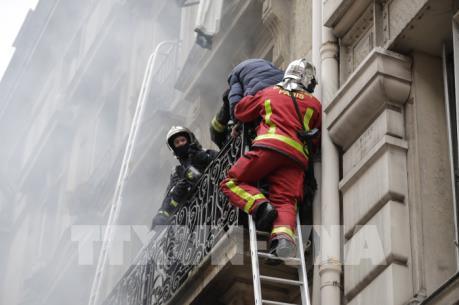 Vụ nổ ở Paris: Số người thương vong sẽ tăng