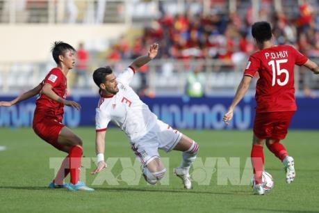 ASIAN CUP 2019: Thầy trò HLV Park Hang Seo di chuyển xuống Al Ain
