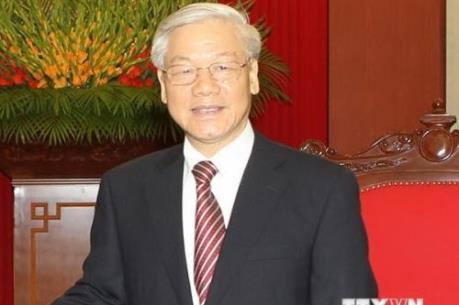 Tổng Bí thư, Chủ tịch nước Nguyễn Phú Trọng: TẠO NỀN TẢNG VỮNG CHẮC ĐỂ ĐẤT NƯỚC PHÁT TRIỂN