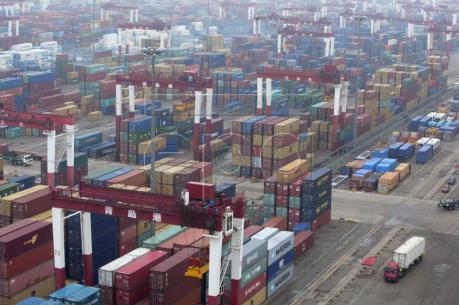 Kim ngạch xuất khẩu Trung Quốc tăng 7,1% lên mức 16.420 tỷ NDT