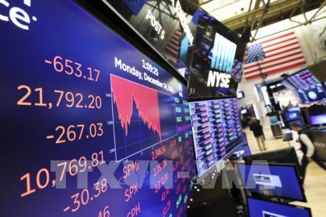 Căng thẳng Mỹ -Trung khiến các thị trường chứng khoán đồng loạt lao dốc