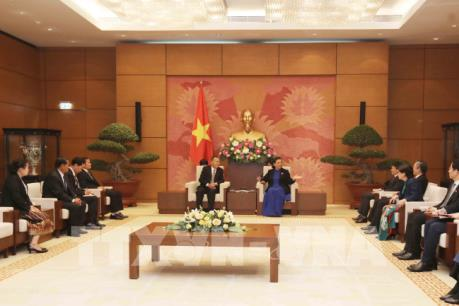 Đoàn công tác Hãng Thông tấn xã Pathet Lào (KPL) thăm, làm việc tại tỉnh Thanh Hoá