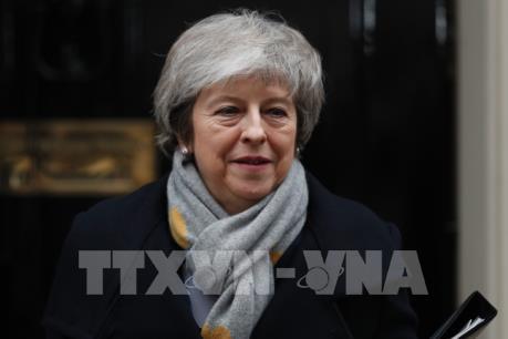 """Thủ tướng Anh vẫn lạc quan về cơ sở cho cuộc """"ly hôn"""" với EU"""