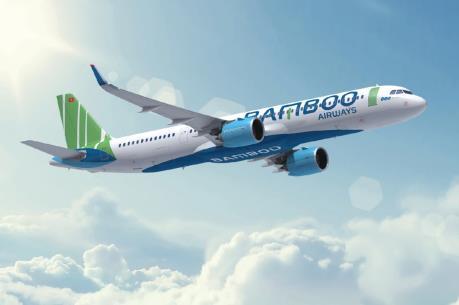 Bamboo Airways đón máy bay thế hệ mới Airbus A321neo