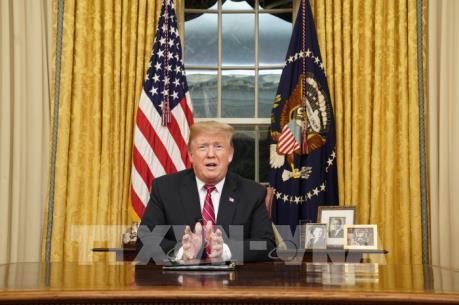 Tổng thống Trump sắp tuyên bố tình trạng khẩn cấp quốc gia