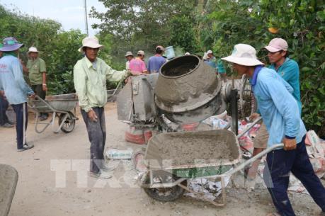 Kiên Giang dự kiến huy động hơn 3.300 tỷ đồng xây dựng nông thôn mới