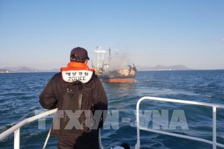 Thông tin về nạn nhân người Việt trong vụ cháy tàu cá Hàn Quốc