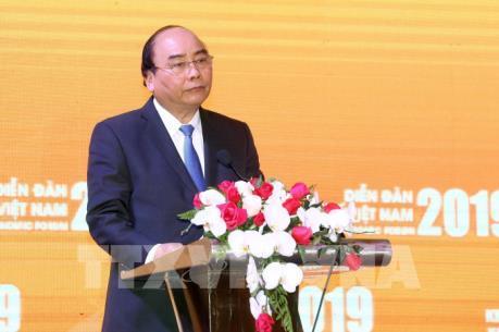 Diễn đàn Kinh tế Việt Nam 2019: Kiến tạo - sức bật mới cho sự phát triển