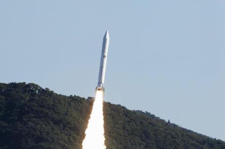 Vệ tinh Micro Dragon của Việt Nam đã tách khỏi tên lửa đi vào quỹ đạo Trái Đất