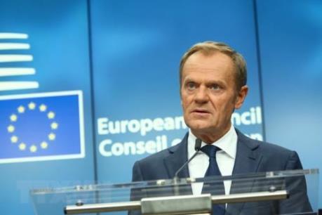Chủ tịch EU sẽ thuyết phục 27 nước thành viên chấp thuận gia hạn Brexit