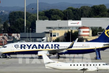 Hãng hàng không Ryanair tiếp tục gặp khó khăn