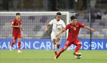 ASIAN CUP 2019: Quang Hải lọt top 10 cầu thủ xuất sắc nhất lượt trận cuối vòng bảng