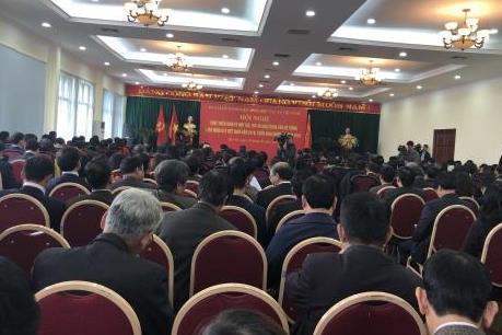 PTT Vương Đình Huệ: Cần tháo gỡ rào cản để kinh tế hợp tác, hợp tác xã phát triển