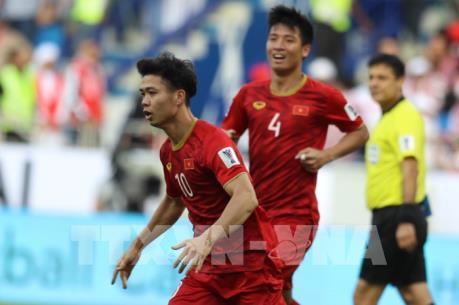 Báo Nhật đánh giá cao đội tuyển Việt Nam trước trận tứ kết