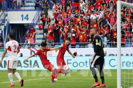 Việt Nam vào tứ kết Asian Cup 2019, Vietcombank thưởng 1 tỷ đồng